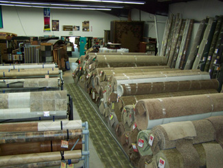 Purchase the new carpet for your home from Fairway Floor Inc.  Your local Abbey Carpet & Floor showroom.