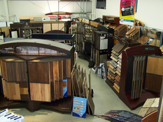 Fairway Floor Inc. has in-stock hardwood for your home.